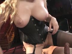 Fabulous pornstar Aiden Starr in Best Blonde, Fetish xxx movie