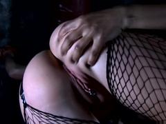 Amazing pornstars Claudia Price, Kerry Louise in Exotic Stockings, Pornstars porn clip