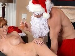 Shiatsu Santa
