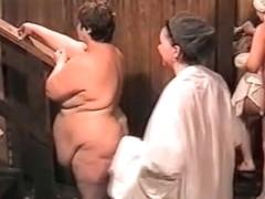 Hidden cameras in public pool showers 578