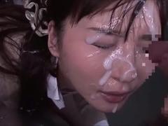 Tatsumi Yui Yui Bukkake