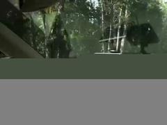 ATKGirlfriends video: Watch Sativa take a bath