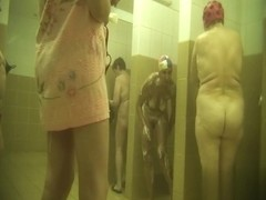 Hidden cameras in public pool showers 363