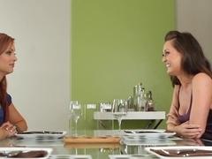 Best pornstars Melissa Jacobs, Jayden Cole in Fabulous HD, Lesbian adult movie