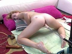 Hottest pornstar Aly Monroe in Horny Solo Girl, Blonde xxx movie