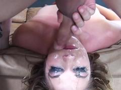 Incredible pornstar Casey Stone in horny blowjob, swallow xxx video