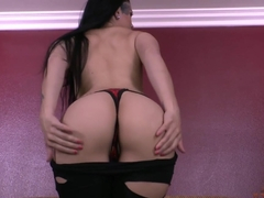 Fabulous pornstar Katrina Jade in Horny Panties, Solo Girl xxx clip