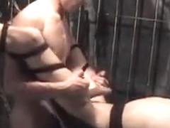 Gay fetish boy ass fucked