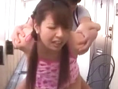 Best Japanese chick Aoi Buruma in Incredible Couple, Big Tits JAV scene