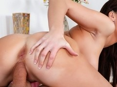 Jennifer Dark & Will Powers in House Wife 1 on 1