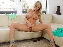 Brandi Love in Sexy Lady Scene