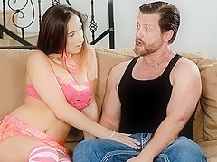 Ashley Adams & Eric Masterson in Boffing The Babysitter #20, Scene #02