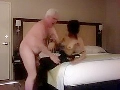 grandpapa enjoy fucking a skinng hooker