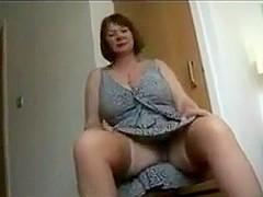 Jilly - Hairy granny