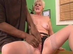 GILF marriage counselor fucking a BBC