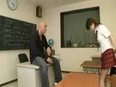 Korean juvenile gal have sex