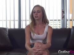 Casting Couch-X Video: Taylor