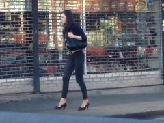 Derby prostitute walking the streets