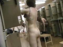 Locker Room Girls 7