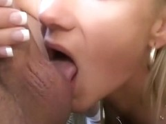 Giant load swallowing BJ