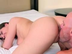 Best pornstar Molly Jane in Exotic Cunnilingus, Brunette xxx movie
