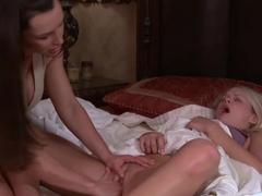 Incredible pornstars Heather Starlet, Lisa Ann, Heather Calls in Fabulous Big Tits, Lesbian porn m.