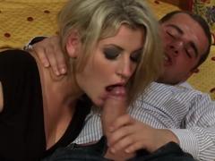 Exotic pornstar Kia Winston in hottest anal, blonde adult movie