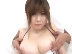 Amazing Japanese model in Horny Softcore, Big Tits JAV clip