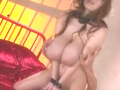 Amazing Japanese chick in Exotic BDSM, Big Tits JAV scene