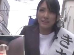 Best Japanese whore Yua Sasaki in Exotic Dildos/Toys, Outdoor JAV movie