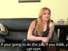 Exotic pornstar in Horny Redhead, Reality porn scene