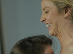 Horny pornstars Karla Kush, Ruby Sparx in Crazy College, Natural Tits porn video