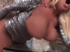 Amazing pornstar Lucy Love in hottest big tits, facial adult clip