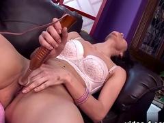 Crazy pornstar Samia Duarte in Horny Spanish, MILF sex movie
