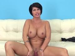 Hottest pornstar Shay Fox in Horny Brunette, Masturbation adult clip