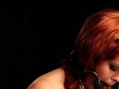 Fabulous pornstar in Horny BDSM, Redhead xxx scene