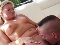 Amazing pornstar in Fabulous Cunnilingus, BBW adult scene