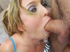 Hottest pornstar Lexi Love in amazing threesome, big ass xxx video
