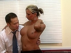Monsters Of Shemale Cock #28, Scene #02