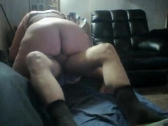 Old man creampies sexy bbw