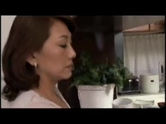 Hot Japanese MILF Moaning Out Loud With Pleasure
