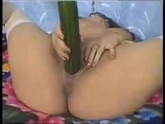 Pregnant masturbation before to threesomes.