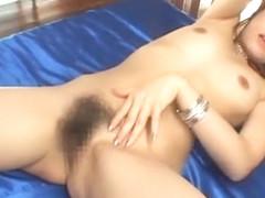 Hottest Japanese model Karen Kisaragi in Crazy Handjobs, Foot Fetish JAV movie