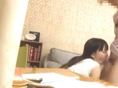 Exotic Japanese slut Mirei Kazuha in Horny Fingering, Handjobs JAV movie