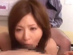 Fabulous Japanese chick Kuroki Ichika in Best Facial, BDSM JAV video