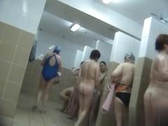 Hidden cameras in public pool showers 473