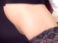 One of my nasty amateur blonde videos with jilling off