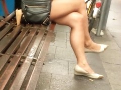 Bare Candid Legs - BCL#096