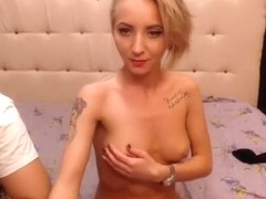darenandalice amateur record on 05/19/15 02:00 from Chaturbate