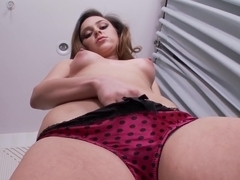 Zoey Foxx - Her Box is Fully Stocked With Toys